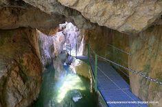 Un país para recorrérselo: Ruta del Barranco de la Hoz, Calomarde, Sierra de Albarracín, Teruel.