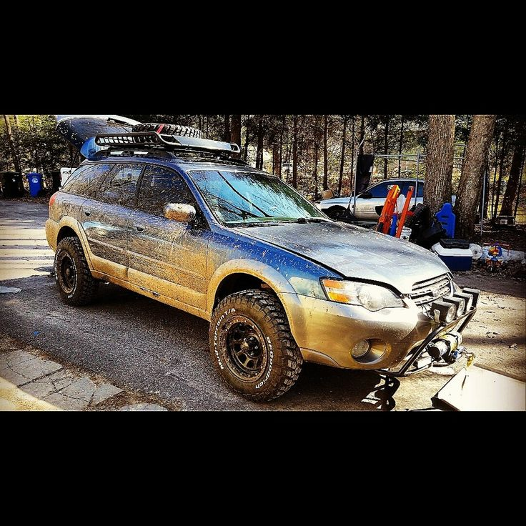 "pictures of outbacks that are ""different"" - Page 63 - Subaru Outback - Subaru Outback Forums"