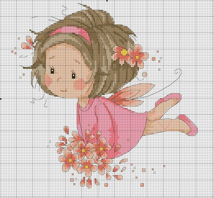 Pink fairy 1