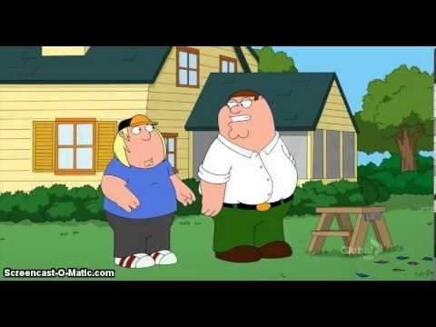 Steven Chu Cutaway Family Guy - YouTube