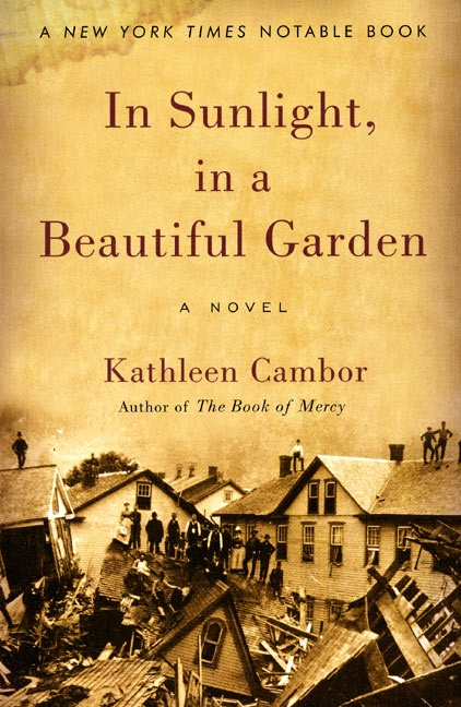 Beautiful Gardening Books: Great Book (fiction) On The Characters Involved In The