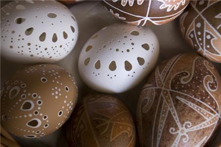 Velikonoční dekorace: Věnec, kraslice nebo košíčky   Svět bydlení   Svět bydlení