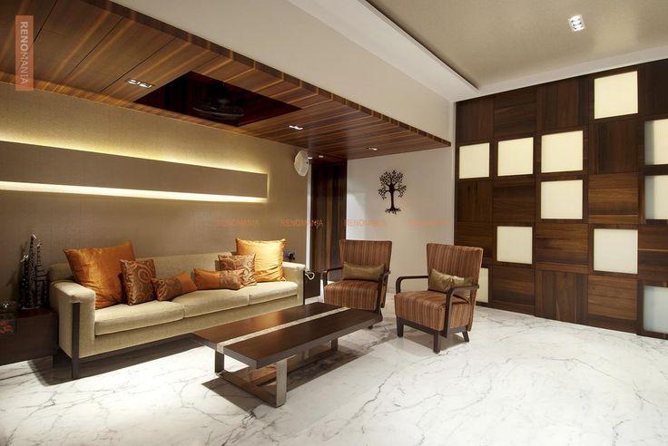 Marble Flooring in Living