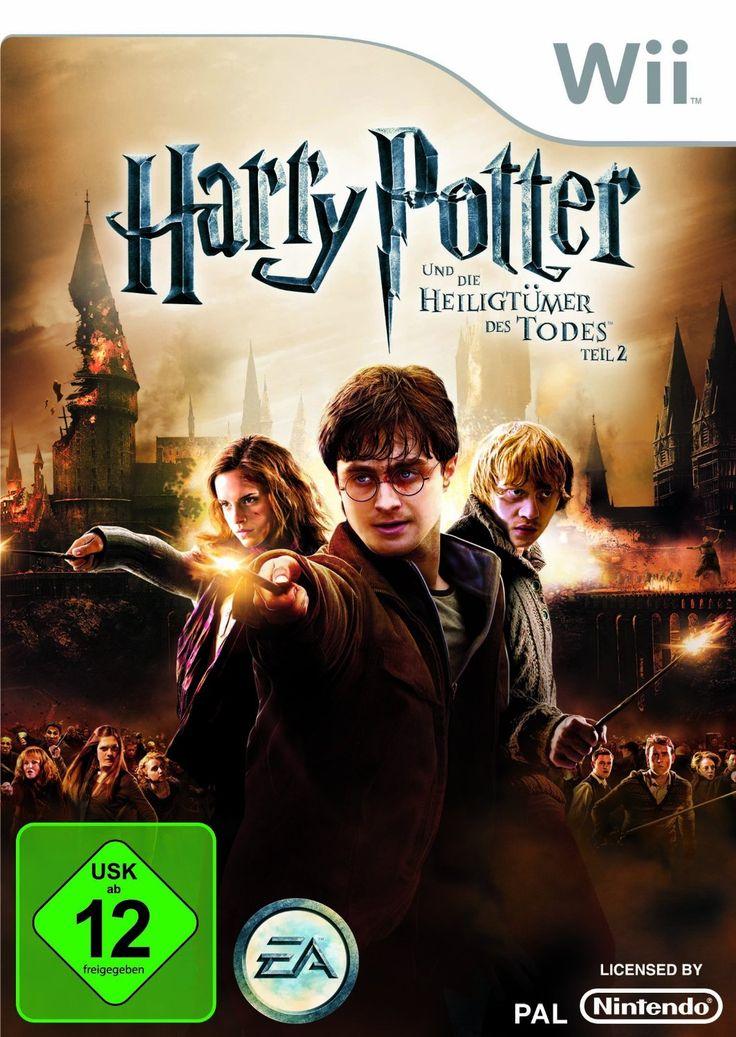 Harry Potter und die Heiligtümer des Todes - Teil 2: Xbox 360: Amazon.de: Games