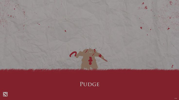 Pudge Dota 2 Wallpaper by css101