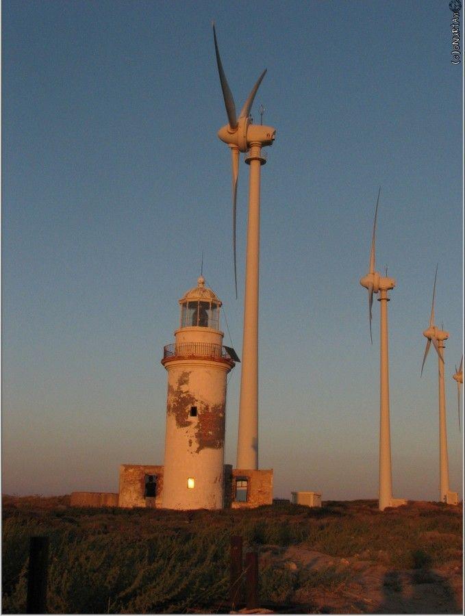 Bozcaada Lighthouse - Turkey