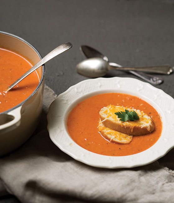 Swap out your grilled cheese and tomato soup combo with these new recipes.