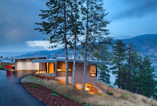 The Lefebvre-Smyth Residence by CEI Architecture in Canada