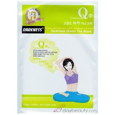 Coenzyme Q10 Green Tea Facial Mask by Darkness. $2.95. CoQ10 was also able to significantly suppress the expression of collagenase in human dermal fibroblasts following UVA irradiation.. CoQ10 penetrates into the viable layers of the epidermis and reduce the level of oxidation measured by weak photon emission.. These results indicate that CoQ10 has the efficacy to prevent many of the detrimental effects of photoaging.. CoQ10 was determined to be effective against UVA mediated ...