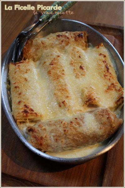 La ficelle picarde, La VRAIE recette ! – Mes brouillons de cuisine