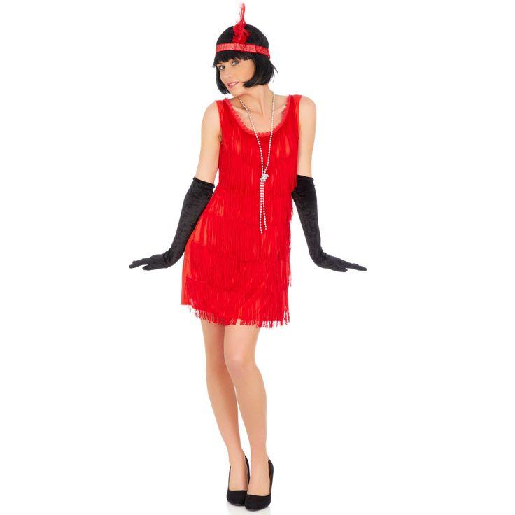 Costume Charleston Femme - Kiabi - 17,99€