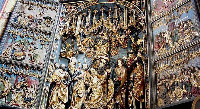 http://www.forvo.com/user/gorniak/  Linden wood altar by Wit Stwosz - Lipowy Ołtarz Wita Stwosza Kościół Mariacki - Kraków