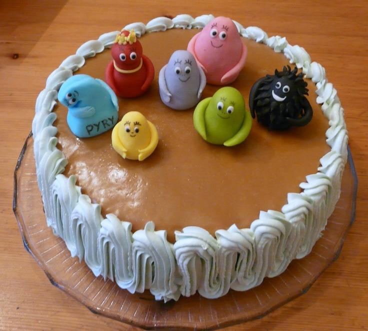Suvin kakkuja: Barbababa kakku