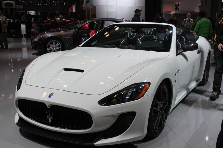 36 Best Images About Maserati On Pinterest