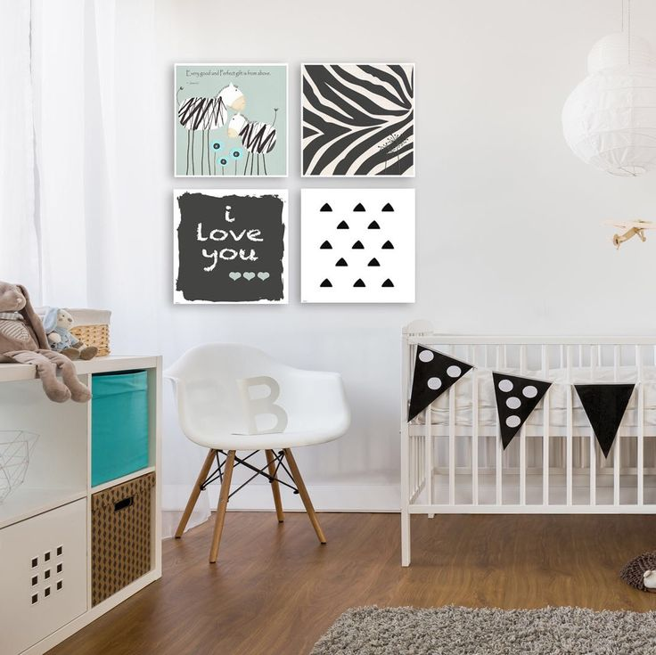 Decor For Baby Boy Baby Room Wall Art Nursery Wall Decor Every Good And Perfect Bible Verse Live Love Laugh Baby Blue Black And White Decor