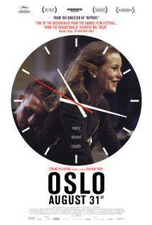 Oslo, 31 de agosto (2011) Poster
