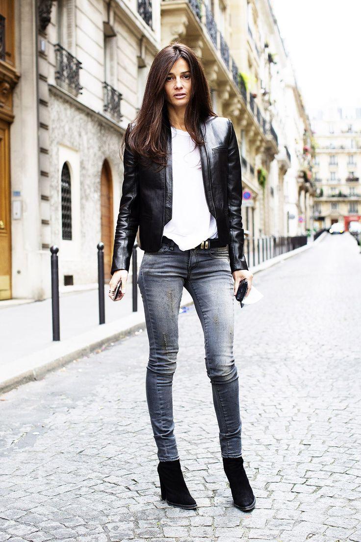 15 Besten Elegant Paris Street Style Bilder Auf Pinterest