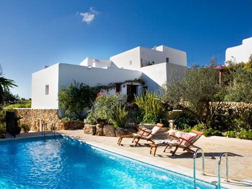Can Pardal Boutique hotel in Ibiza