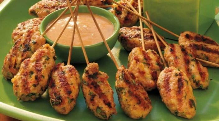 This simple recipe for Vietnamese Shrimp Pops is perfect for any backyard get together.