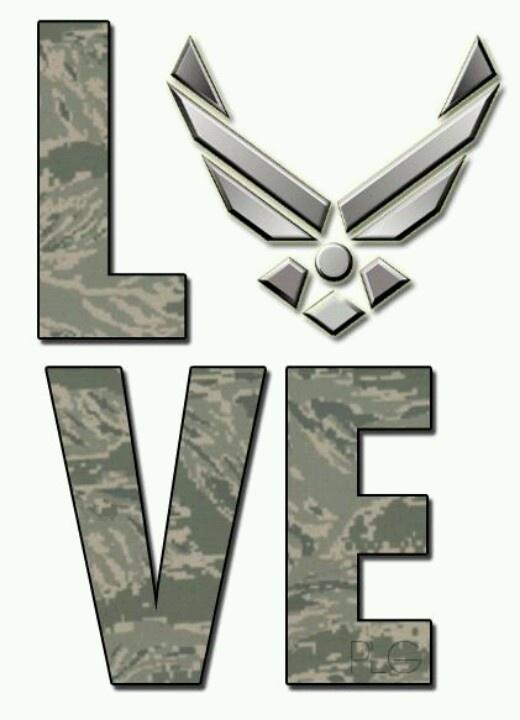 Air force girlfriend!