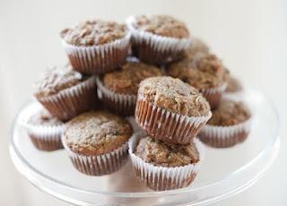 Zuchinni Bread Muffins