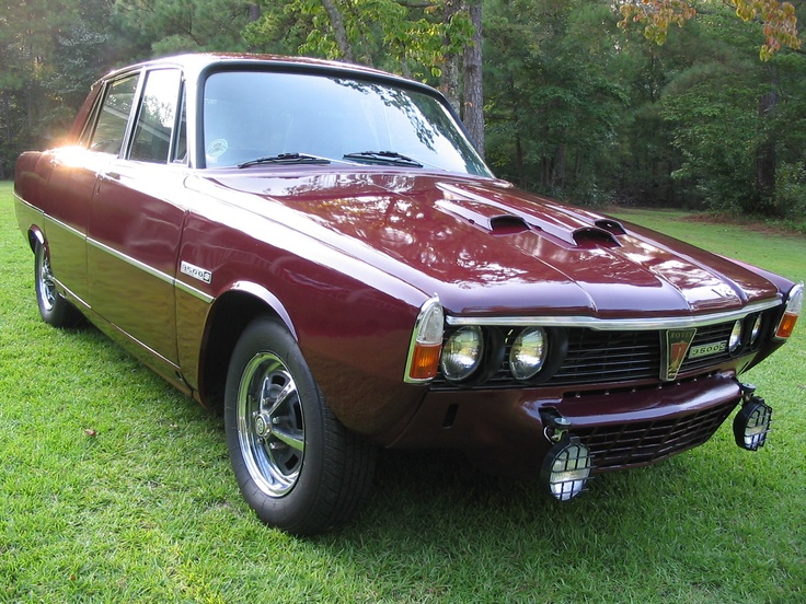 1970 Rover 3500 picture, exterior