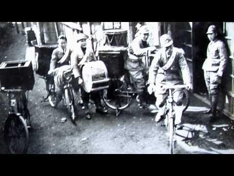 Kamishibai: Japanese street story telling during the war time