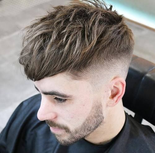 85 Best Tapered Fade Haircuts For Manman Images On: 17 Best Ideas About Taper Fade On Pinterest