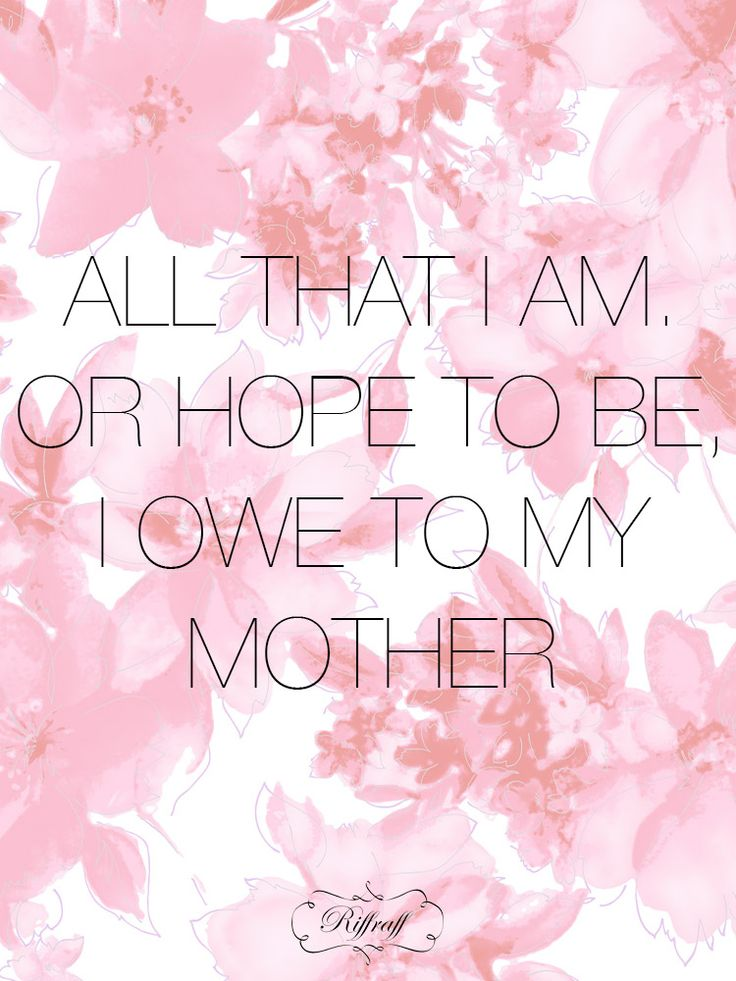 Happy Mother's Day to all you beautiful and wonderful Mom's out there!  Thank you for everything that you do, everyday!  We wouldn't know life without you.  Love, the ShopRiffraff.com Girls!