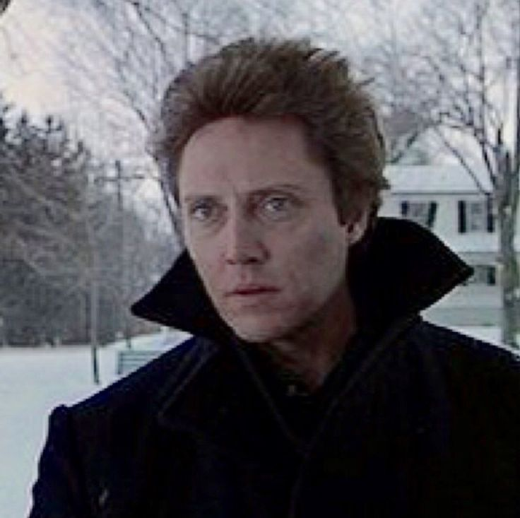 Christopher Walken in the movie Dead Zone,