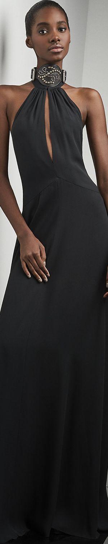 Ralph Lauren Francine Halter Gown 2017