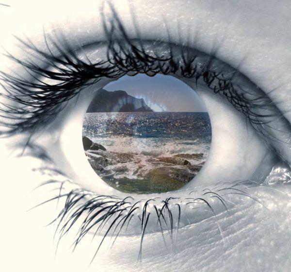 ojos de mar