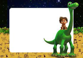 Kits Imprimibles Piquilin: Kit Imprimible Un Gran Dinosaurio GRATIS