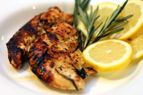pollo arrosto miele e limone