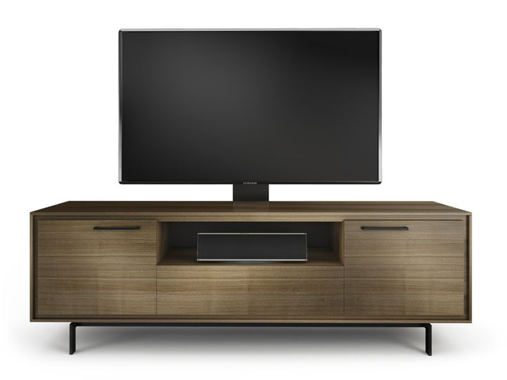 Signal 8329 Home Theater Cabinet | TV Cabinet with Doors | BDI Furniture