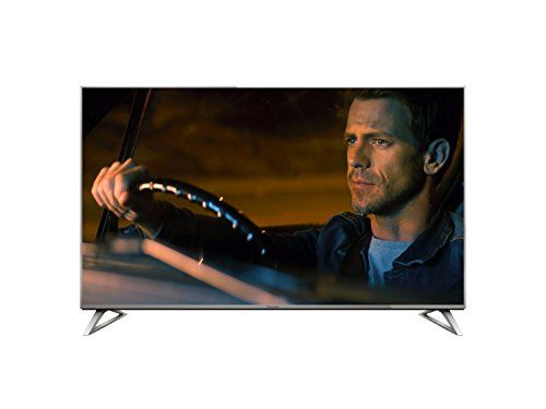 Panasonic TX-40DX700B 40-Inch 1400 Hz 4K Ultra HD Smart LED TV (2016 Model) (HDR, Firefox OS, Local Dimming, Freeview Play)