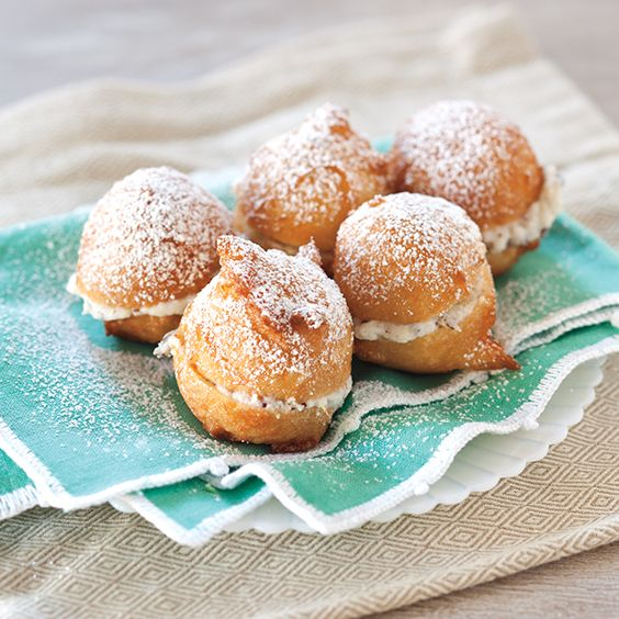 Chocolate and Orange Zeppoles are classic Sicilian American cookies. They are a popular addition to the annual Feast of St. Joseph.