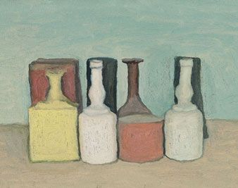 Jarring Bottles: The Paintings of Giorgio Morandi | The Nation