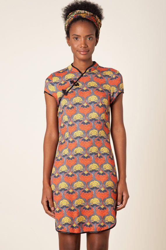 vestido oriental zanzibar