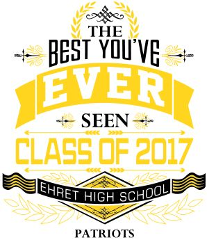 IZA DESIGN - Senior Shirts - Custom Senior Class of 2017 tshirts - T-Shirt Design - Best Ever (cool-153b1)