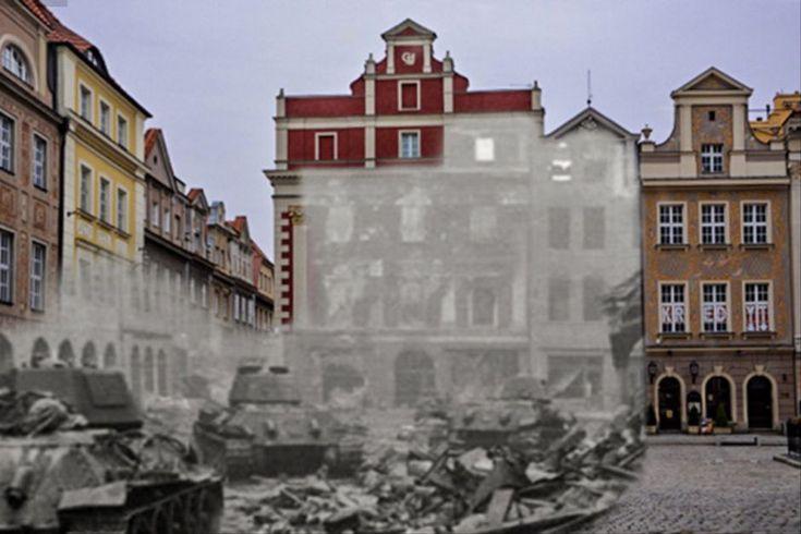 Przenikanie się historii z teraźniejszością V - Walki o Poznań - Joe Monster