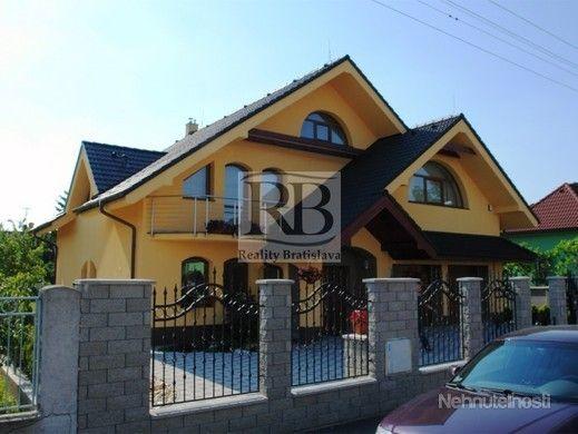 Beautiful house from Slovakia on sale    Rodinný dom - samostatný, Jabloňová, 450 m², novostavba - obrázok