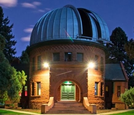 Public Nights are a Denver tradition that began on the night of August 1, 1894. The Denver Astronomical Society has hosted Public Nights at the University of Denver's Historic Chamberlin Observatory for over 60 years.