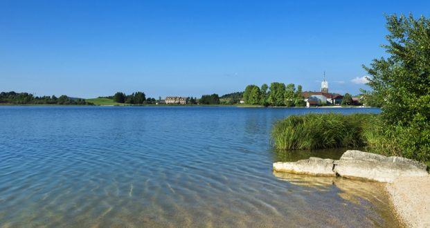 Lac de l'Abbaye - Jura