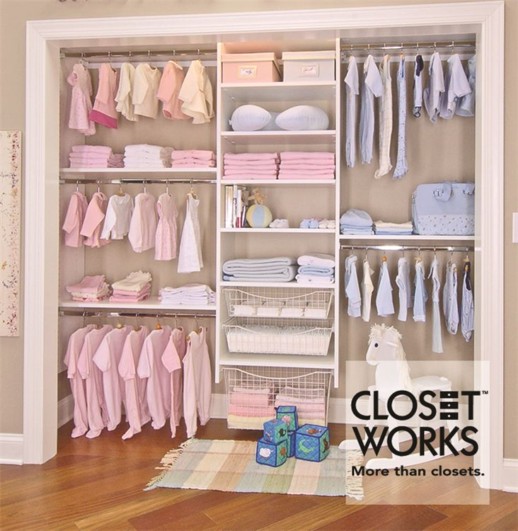 The last step is to invest in bins for your child's closet organization. Kids are not usually concerned with making sure that everything is put away ...