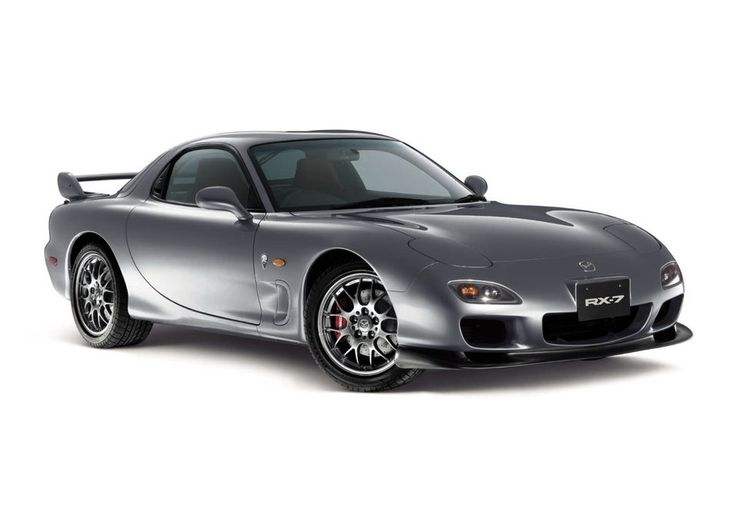The RX-7 is a cult hero among the Japanese sports car community