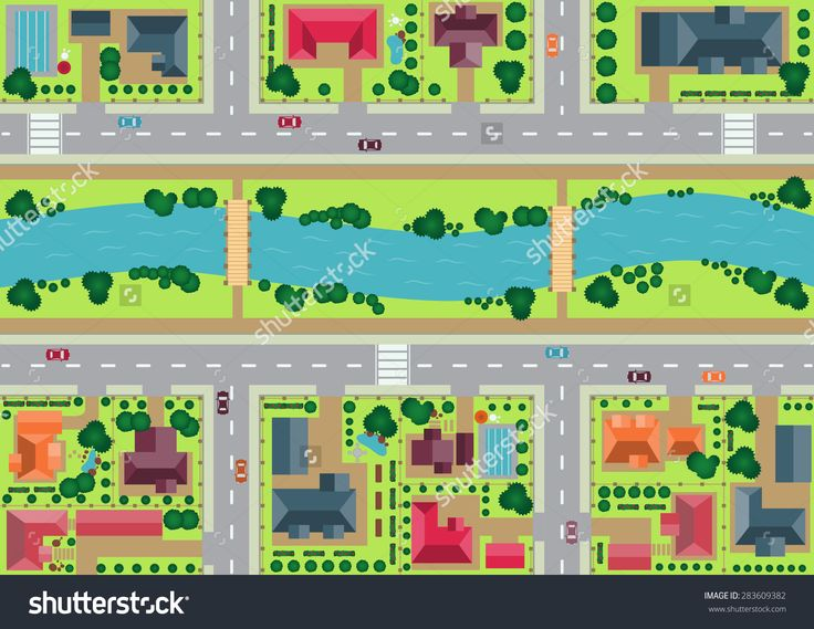 Image result for building top view vector