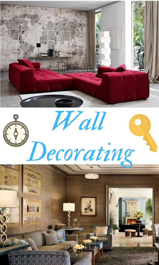 Living Room Wall Decorating Ideas Living Room Wall Living Room Decor