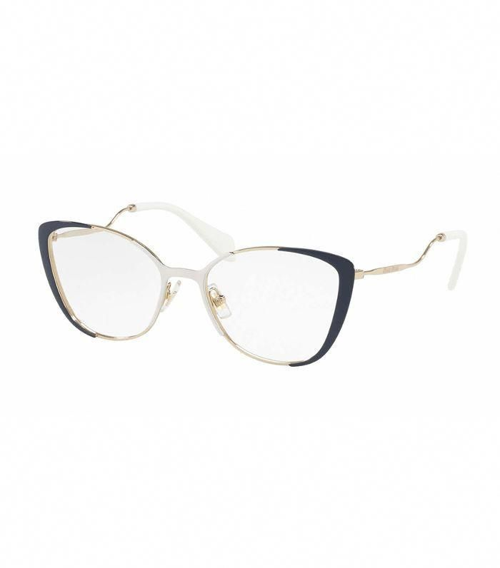 83d50f77f95a Shop 18 pairs of trendy glasses that ll make you glad you have a  prescription.  MiuMiu