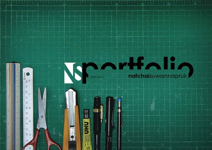 An Architectural Portfolio by Natchai Suwannapruk  A collection of architecture projects from 2009-2014